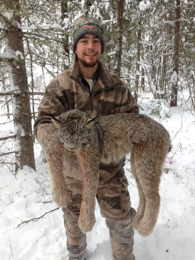 Cougar Hunting Trips in British Columbia with Baldy ... |Lynx Hunting With Hounds